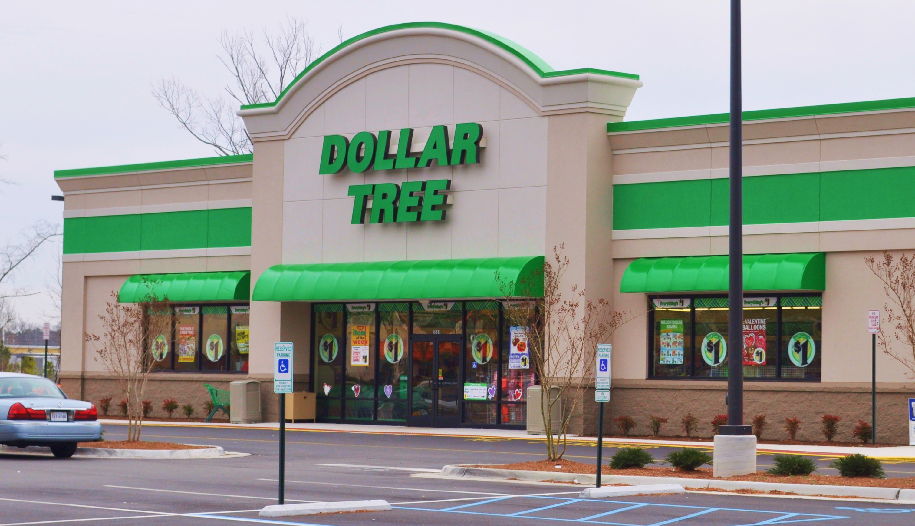 Dollar Tree Monroe Expansion